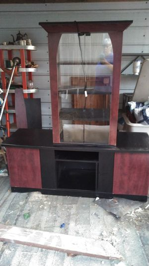 Entertainment stand for Sale in Willow Spring, NC
