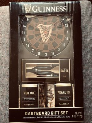 Guinness Dartboard Gift set for Sale in Raleigh, NC