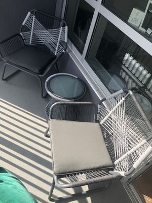 Nice comfortable patio set for Sale in Baltimore, MD
