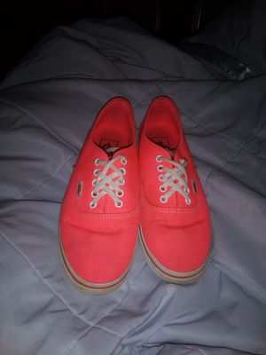 Vans shoes for Sale in Dowling, MI