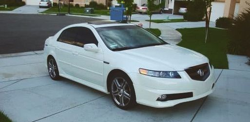 NO ACCIDENTS LOW MILES 2007 Acura TL type S for Sale in Sacramento,  CA