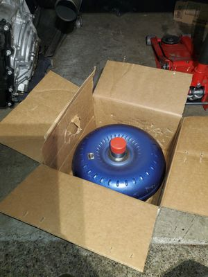TH350 Transmission new torque comvertor for Sale in Kent, WA