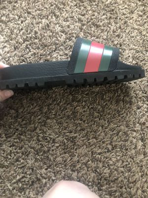 Gucci slides for Sale in Amelia, OH
