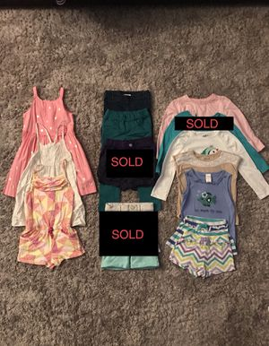 ***LIKE NEW *** 3T BABY GIRL CLOTHES LOT - GYMBOREE AND CRAZY 8 for Sale in Pearland, TX