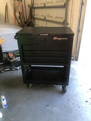 Snap on tool box for Sale in Tarpon Springs, FL