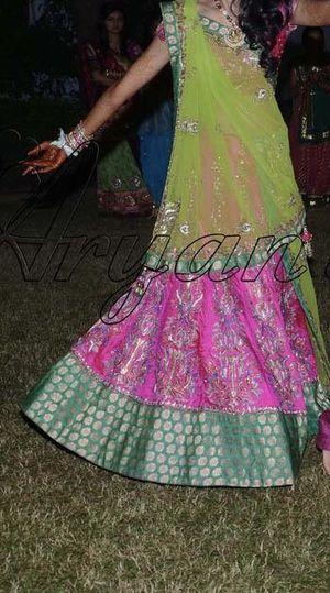 Traditional Indian wedding dress chaniyacholi for Sale in Herndon, VA