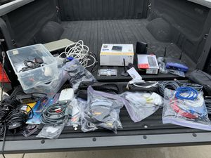 Miscellaneous Cables, Routers, Computer Parts for Sale in San Marcos, CA