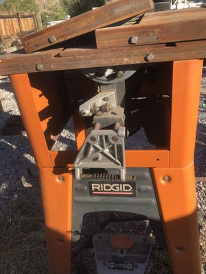 Ridged table saw for Sale in North Las Vegas, NV