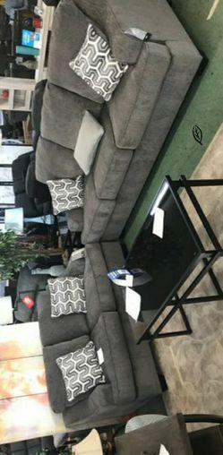 💦. BRAND NEW. 💦SPECIAL] Dorsten Slate Living Room Set for Sale in Beltsville,  MD