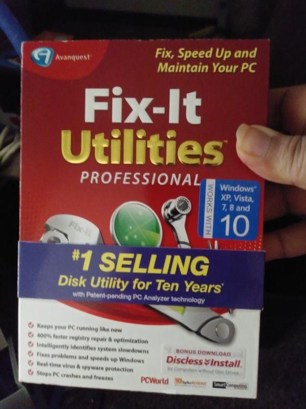 Utilities software