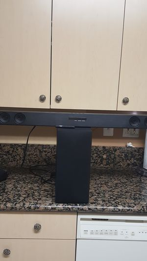 Logitech sound system for Sale in Loma Linda, CA