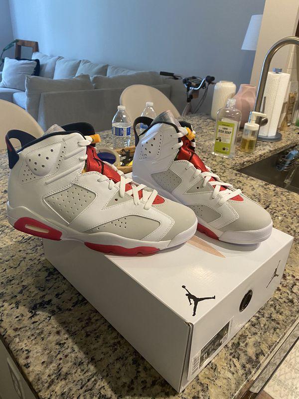 Jordan 6 HARES (size 11)