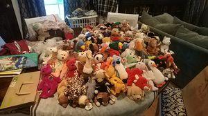 Beanie babies galore! for Sale in Austin, TX