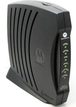Motorola Surfboard SB5120 Cable Modem for Sale in Plainfield,  IL