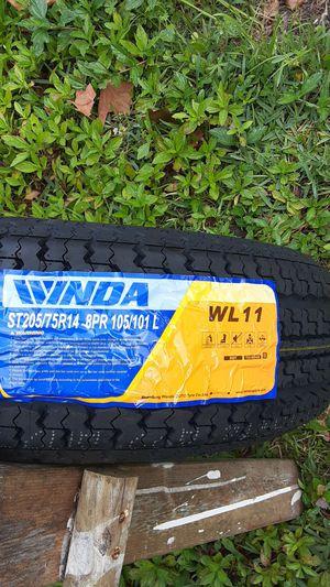 Winda trailer tires for Sale in St. Augustine, FL