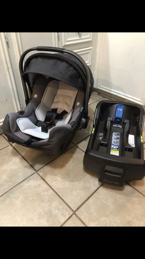 Nuna Pipa infant car seat for Sale in Houston, TX