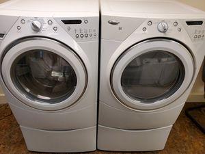 Whirlpool set for Sale in Jacksonville, AR