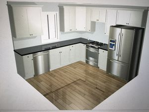 Kitchen cabinets for Sale in San Bernardino, CA