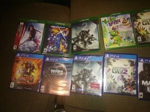 PS4/Xbox One Games (Read ad) for Sale in Las Vegas, NV