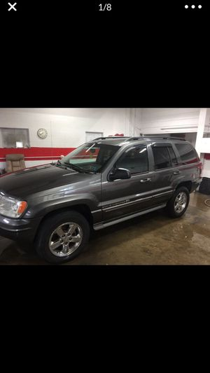 2004 Grand Jeep Cherokee‼️ for Sale in Pittsburgh, PA