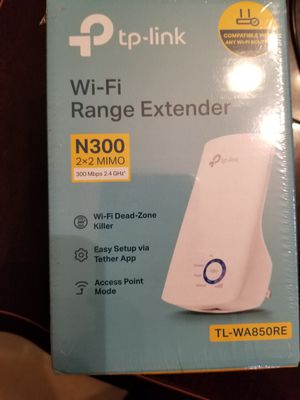 Wifi router extender for Sale in Jonesboro, GA