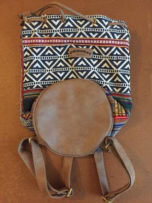 Purse bag backpack union bay bohemian cute for Sale in Reynoldsburg, OH