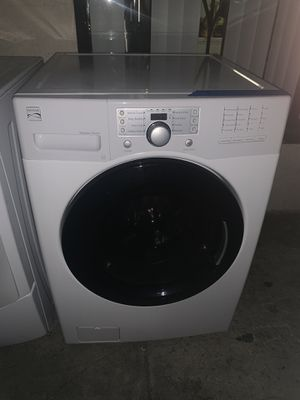 Kenmore front load washer 27 wide for Sale in Santa Ana, CA
