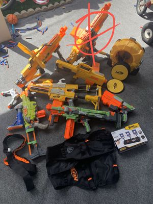 Nerf guns for Sale in Los Alamitos, CA