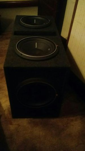 A Complete Auto Stereo System for Sale in Hannibal, MO