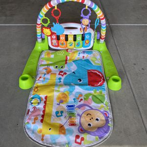 Gently Used Fisher-Price Baby kick Piano for Sale in Clovis, CA
