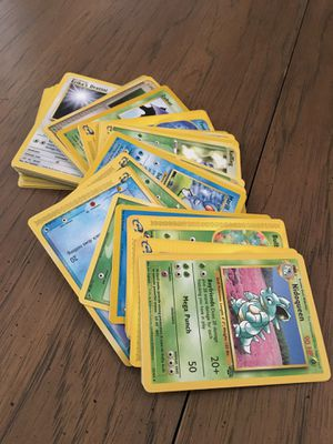Deck of Pokemon Cards for Sale in March Air Reserve Base, CA