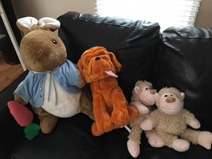 Stuffed animals for Sale in Gaithersburg, MD