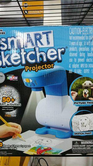 Smart sketcher projector for Sale in Fort Lauderdale, FL