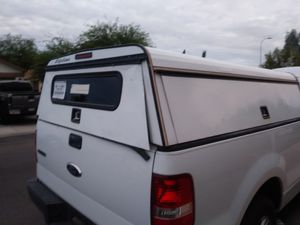 Ford F150 utility camper shell for Sale in Phoenix, AZ