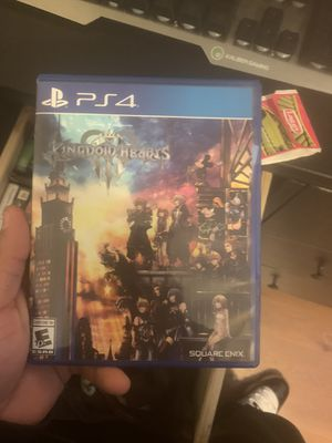 Kingdom hearts 3 for Sale in Mesquite, TX