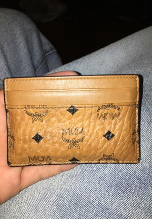 MCM wallet /card holder for Sale in Salinas, CA