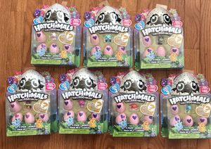 Hatchimals Collectibles x 7 for Sale in Rockville, MD