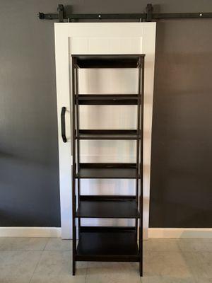 6 Shelf Ladder Bookcase for Sale in Loxahatchee, FL