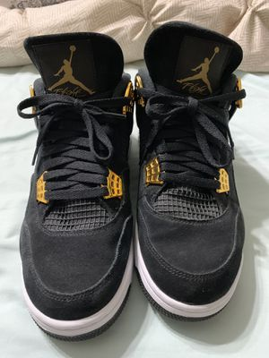 100% Authentic Air Jordan Retro 4 Royalty size 10 for Sale in Tampa, FL