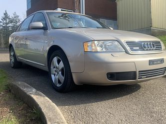 2000 Audi A6 for Sale in Oregon City,  OR