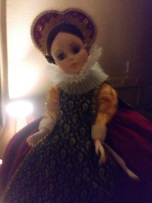 princess doll w/box for Sale in Las Vegas, NV