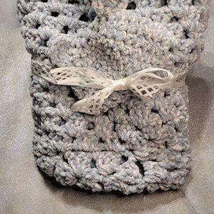 Baby Crochet Receiving Blanket for Sale in Schaumburg, IL