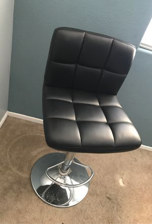 Perfect leather stool for Sale in North Las Vegas, NV