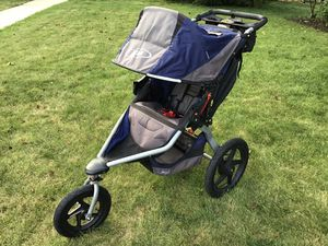BOB jogging stroller LOADED w/extras for Sale in Macungie, PA