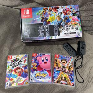 Nintendo Switch for Sale in Salt Lake City, UT