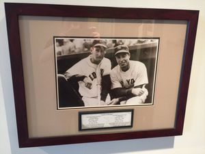 """Ted Williams and Joe Di Maggio """"Legends of the Game"""" for Sale in Portland, OR"""