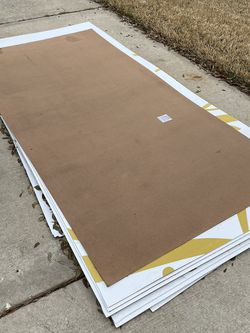 Free Tempered Hardboards for Sale in Cypress,  TX