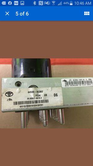 03-04 TOYOTA SEQUOIA 4X4 ABS ANTI- LOCK BRAKE PUMP PART# 44500-0C062 OEM for Sale in Lindenhurst, NY
