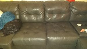 Sectional couch for sale for Sale in Tampa, FL