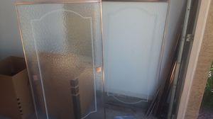 Free shower doors. for Sale in Peoria, AZ